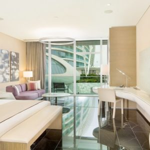 Abu Dubai Honeymoon Packages W Abu Dhabi Yas Island Spectacular Room (King)