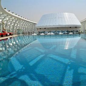 Abu Dubai Honeymoon Packages W Abu Dhabi Yas Island Thumbnail1