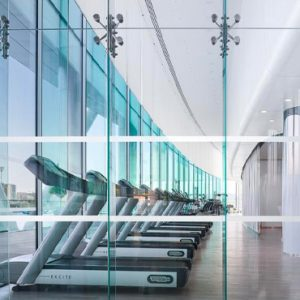 Abu Dubai Honeymoon Packages W Abu Dhabi Yas Island Gym2