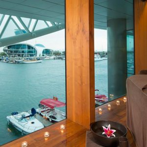 Abu Dubai Honeymoon Packages W Abu Dhabi Yas Island Spa View