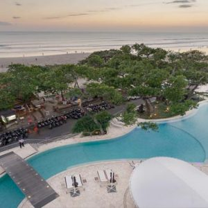 Bali Honeymoon Packages Double Six Luxury Hotel, Seminyak 120 Metres Lagoon Pool