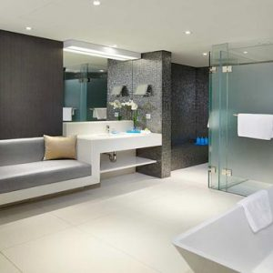 Bali Honeymoon Packages Double Six Luxury Hotel, Seminyak 20 Square Metres Bathroom