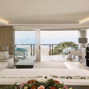 Bali Honeymoon Packages Double Six Luxury Hotel, Seminyak Deluxe Suite Ocean View