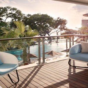Bali Honeymoon Packages Double Six Luxury Hotel, Seminyak Deluxe Suite Ocean View1
