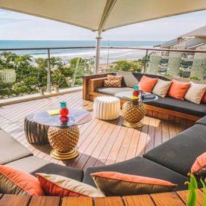 Bali Honeymoon Packages Double Six Luxury Hotel, Seminyak Double Six Rooftop – Sunset Bar3