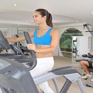 Bali Honeymoon Packages Double Six Luxury Hotel, Seminyak Gym