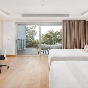 Bali Honeymoon Packages Double Six Luxury Hotel, Seminyak Leisure Suite Twin
