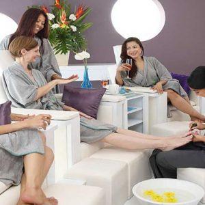 Bali Honeymoon Packages Double Six Luxury Hotel, Seminyak Nail Lounge