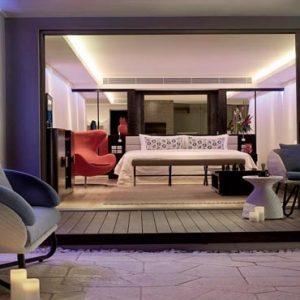 Bali Honeymoon Packages Double Six Luxury Hotel, Seminyak Premium Suite Pool Access Ocean View