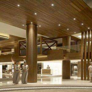 Bali Honeymoon Packages Double Six Luxury Hotel, Seminyak Reception