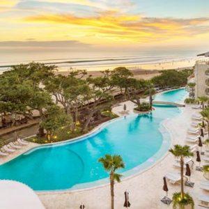 Bali Honeymoon Packages Double Six Luxury Hotel, Seminyak Resort Overview