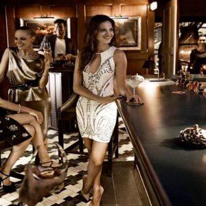 Bali Honeymoon Packages Double Six Luxury Hotel, Seminyak Sling Bar