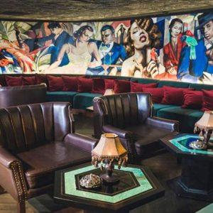 Bali Honeymoon Packages Double Six Luxury Hotel, Seminyak Sling Bar1