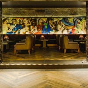 Bali Honeymoon Packages Double Six Luxury Hotel, Seminyak Sling Bar2