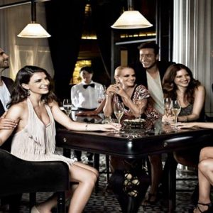 Bali Honeymoon Packages Double Six Luxury Hotel, Seminyak The Plantation Grill1