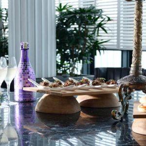 Bali Honeymoon Packages Double Six Luxury Hotel, Seminyak Wedding Food Setup