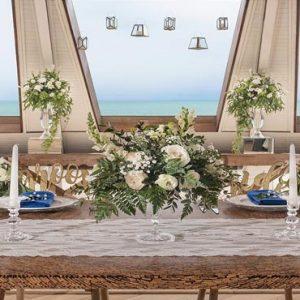 Bali Honeymoon Packages Double Six Luxury Hotel, Seminyak Weddings Receptionsetup