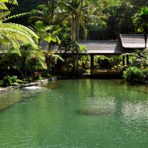 Bali Honeymoon Packages The Royal Pita Maha Ayung Garden Restaurant2