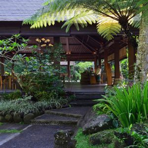 Bali Honeymoon Packages The Royal Pita Maha Ayung Garden Restaurant5