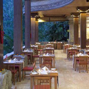 Bali Honeymoon Packages The Royal Pita Maha Ayung Valley Restaurant