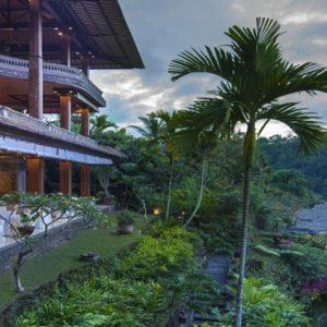 Bali Honeymoon Packages The Royal Pita Maha Ayung Valley Restaurant1