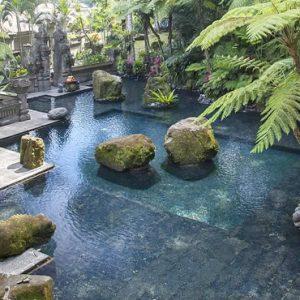 Bali Honeymoon Packages The Royal Pita Maha Holy Spring Water Pool