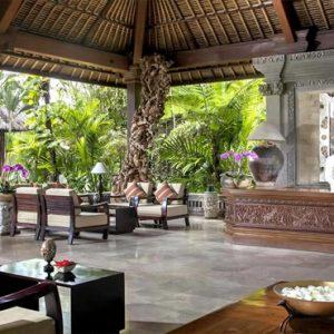 Bali Honeymoon Packages The Royal Pita Maha Reception