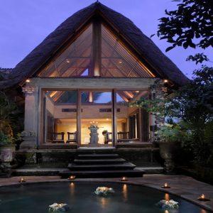 Bali Honeymoon Packages The Royal Pita Maha Royal House1
