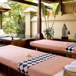 Bali Honeymoon Packages The Royal Pita Maha Royal Kirana Spa Couple Treatment Room