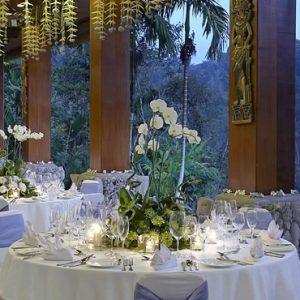 Bali Honeymoon Packages The Royal Pita Maha Terrace Bali Restaurant