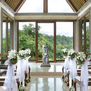 Bali Honeymoon Packages The Royal Pita Maha Wedding Chapel