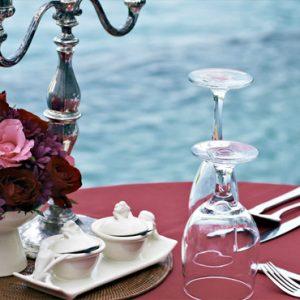 Bali Honeymoon Packages The Royal Pita Maha Wedding Dinner