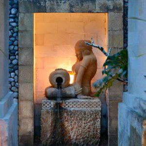 Bali Honeymoon Packages The Royal Pita Maha Entrance To The Spa
