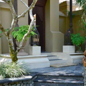 Bali Honeymoon Packages The Royal Pita Maha Villa Entrance