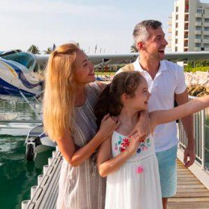 Dubai Honeymoon Packages JA Lake View Hotel Air Activites