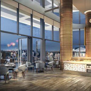 Dubai Honeymoon Packages JA Lake View Hotel Dining