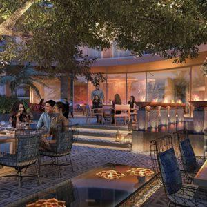 Dubai Honeymoon Packages JA Lake View Hotel Dining1