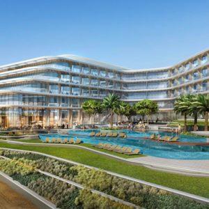 Dubai Honeymoon Packages JA Lake View Hotel Exterior 2