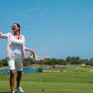 Dubai Honeymoon Packages JA Lake View Hotel Golf