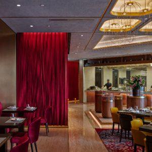 Dubai Honeymoon Packages JA Lake View Hotel Kinara Restaurant