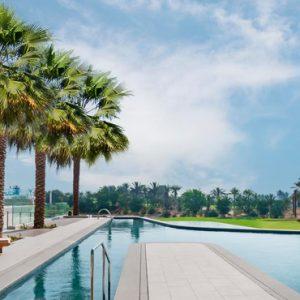Dubai Honeymoon Packages JA Lake View Hotel Pool