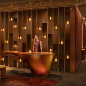 Dubai Honeymoon Packages JA Lake View Hotel Spa Lobby