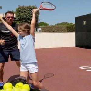 Dubai Honeymoon Packages JA Lake View Hotel Tennis
