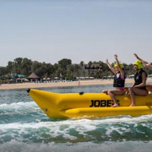 Dubai Honeymoon Packages JA Lake View Hotel Watersports1