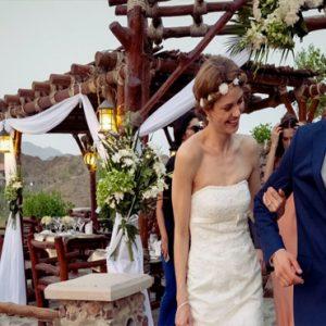 Dubai Honeymoon Packages JA Lake View Hotel Wedding