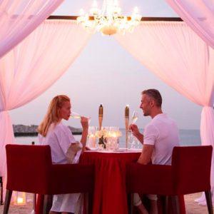 Dubai Honeymoon Packages JA Lake View Hotel Date