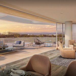 Dubai Honeymoon Packages JA Lake View Hotel Lounge