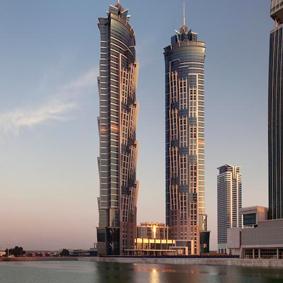 Dubai Honeymoon Packages JW Marriott Marquis Hotel Dubai Thumbnail