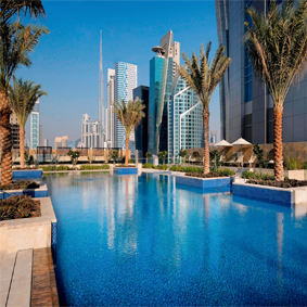 Dubai Honeymoon Packages JW Marriott Marquis Hotel Dubai Thumbnail