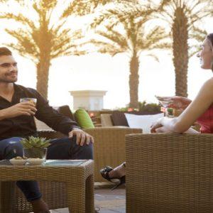 Dubai Honeymoon Packages Amwaj Rotana Al Fresco Dining